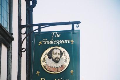 The Shakespeare Pub in Stratford ©Literati Girl