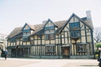 Shakespeare's Birthplace in Stratford-upon-Avon. ©Literati Girl