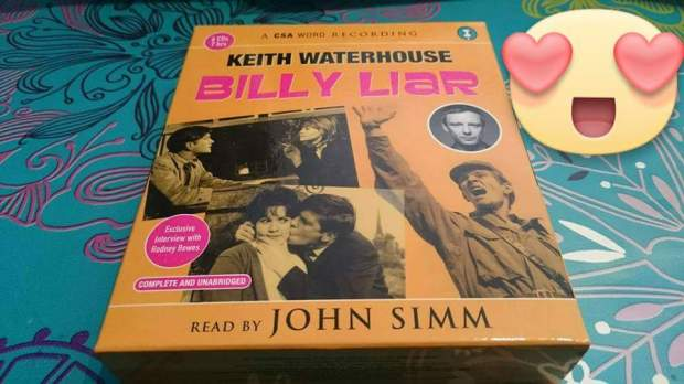Billy Liar by Keith Waterhouse. Read by John Simm.