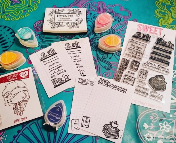 Book Club Cards
