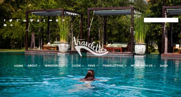 Travelettes Homepage