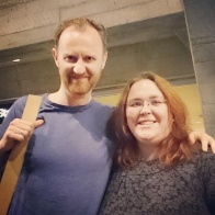 Can't believe I met the amazing actor Mark Gatiss, who plays Dr Shpigelsky in Three Days In The Country at the National Theatre, London #NationalTheatre ©studyreadwrite