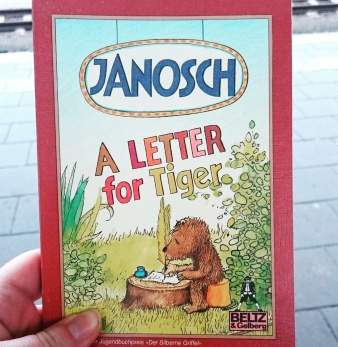 OMG. Can't believe I found an English language Janosch book! One of my early childhood favourites! #booklove #readersincebirth #childhoodmemories #Bookstagram ©studyreadwrite