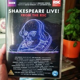This beauty arrived in the post today. #eveningsorted #shakespeare400 #shakespearelives I think every teacher should show this to their students so they'll see Shakespeare is so much more than dry and old-timey rhymes. If school had taught me how fun Shakespeare can be and how diversely his works can be interpreted, I'd have become a fan much, much earlier! ©theliteratigirl