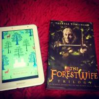 #bookishscavengerhunt16 Day 10: Retelling. I've always been a fan of the Robin Hood stories, but then I discovered The Forestwife Trilogy. It's Maid Marian's story about strong, intelligent and independent women, the folks who live in Sherwood Forest, and Robin and hos men who occasionally come to seek their council. #womenpower #forestwife #robinhood #Retelling #classicliterature #folklegend #Bookstagram ©theliteratigirl