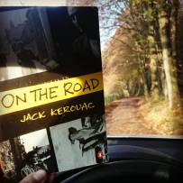 #novbookstagram Day 13: Read more than once. On the Road by Jack Kerouac. I actually bought this at San Francisco's beatnik hangout City Lights Bookstore, while on a roadtrip across the US of A. #readagain #bookstagram #ontheroad #jackkerouac #roadtrip #beatnik ©theliteratigirl
